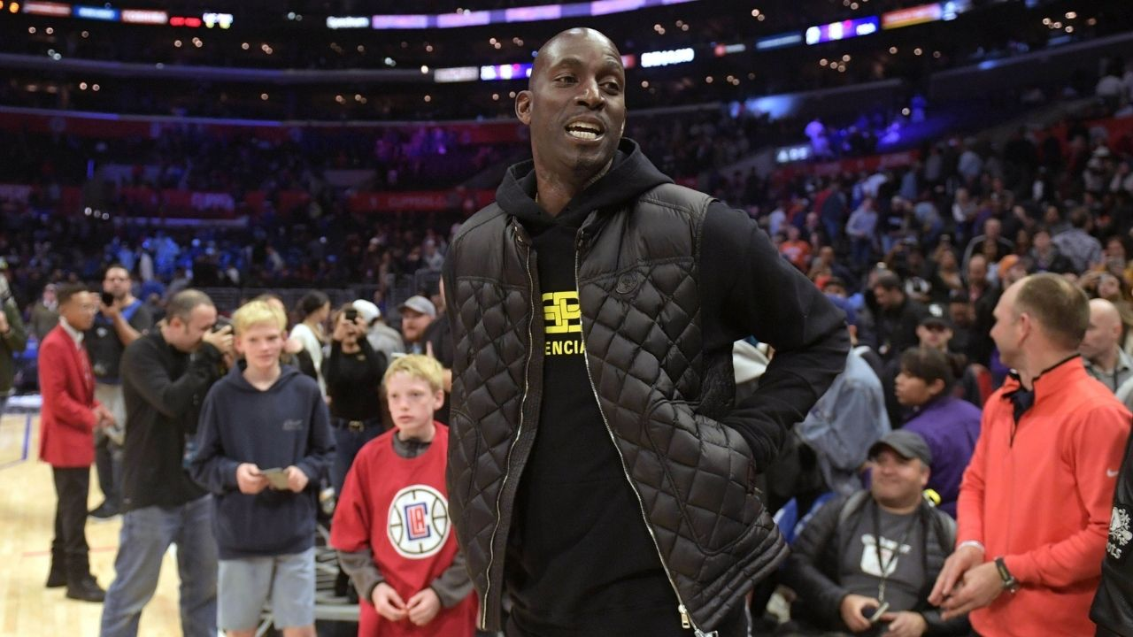 """""""I should've come to Boston a little earlier"""": Kevin Garnett reveals the only regret through 21 years in the NBA ahead of his Hall of Fame induction"""