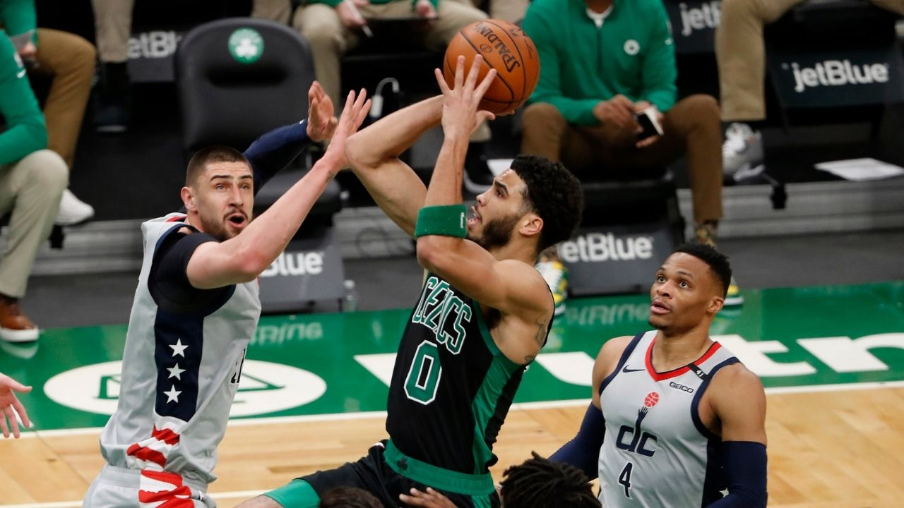 NBA Play-in Tournament: Predicting matchups for Jayson Tatum, Russell Westbrook and co for their Eastern Conference play-in games