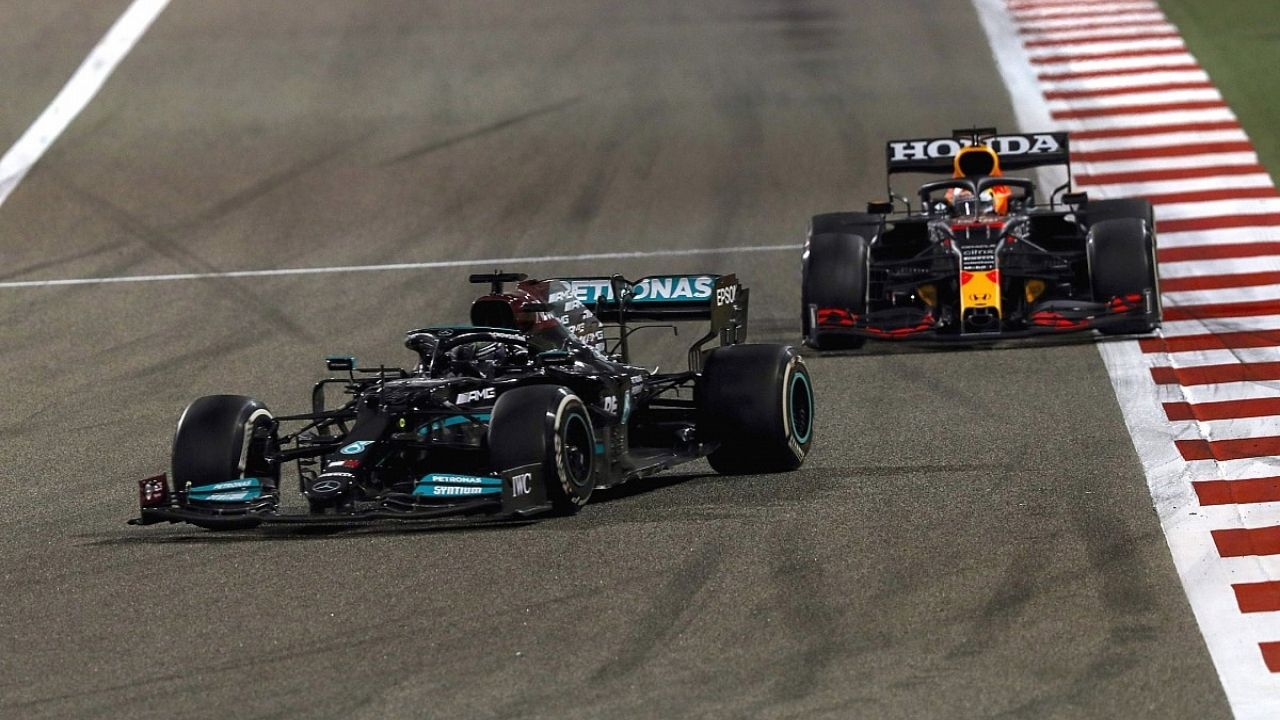 """""""It's just not enough""""– Max Verstappen needs faster car to beat Mercedes"""