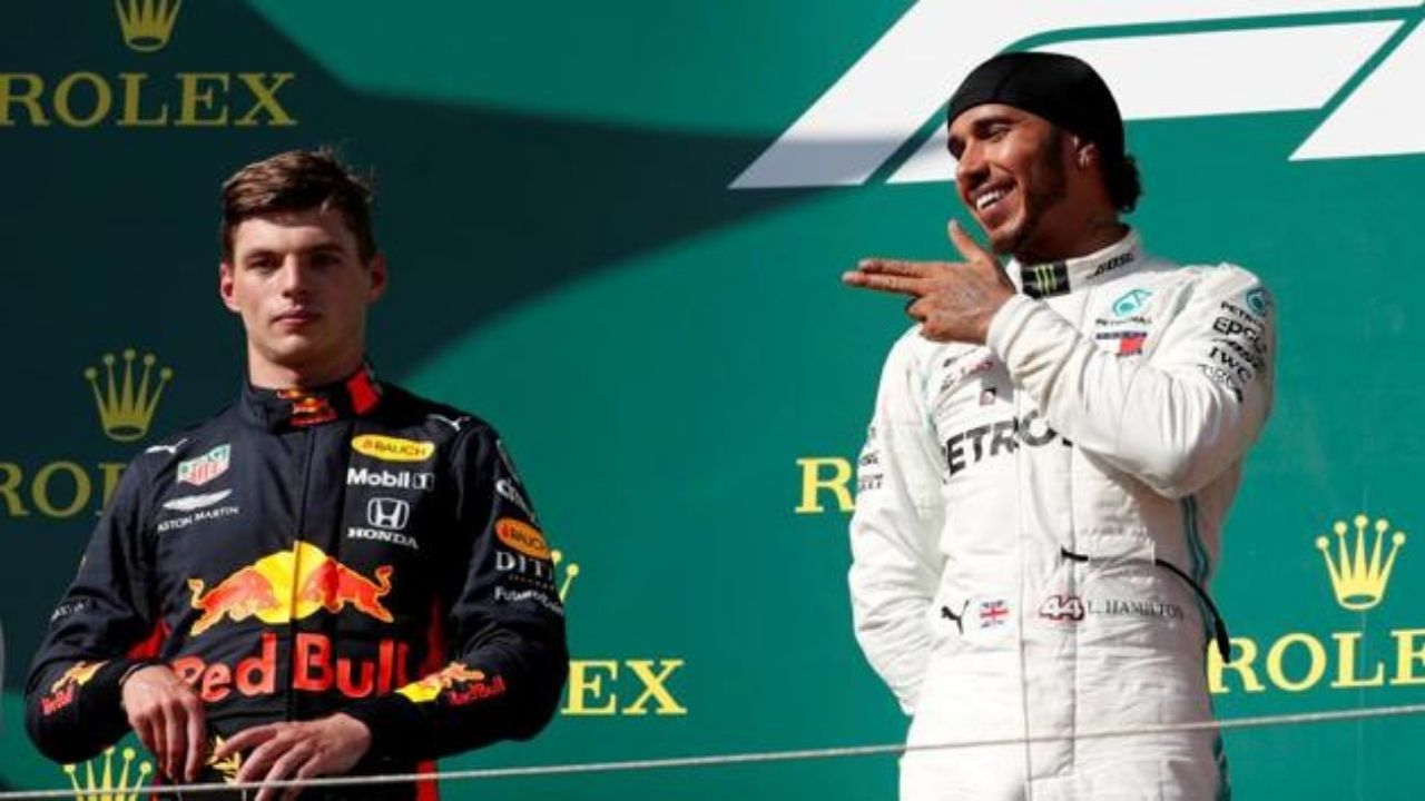 """""""I learned a lot about his car and how he uses it""""– Lewis Hamilton on his rival Max Verstappen"""