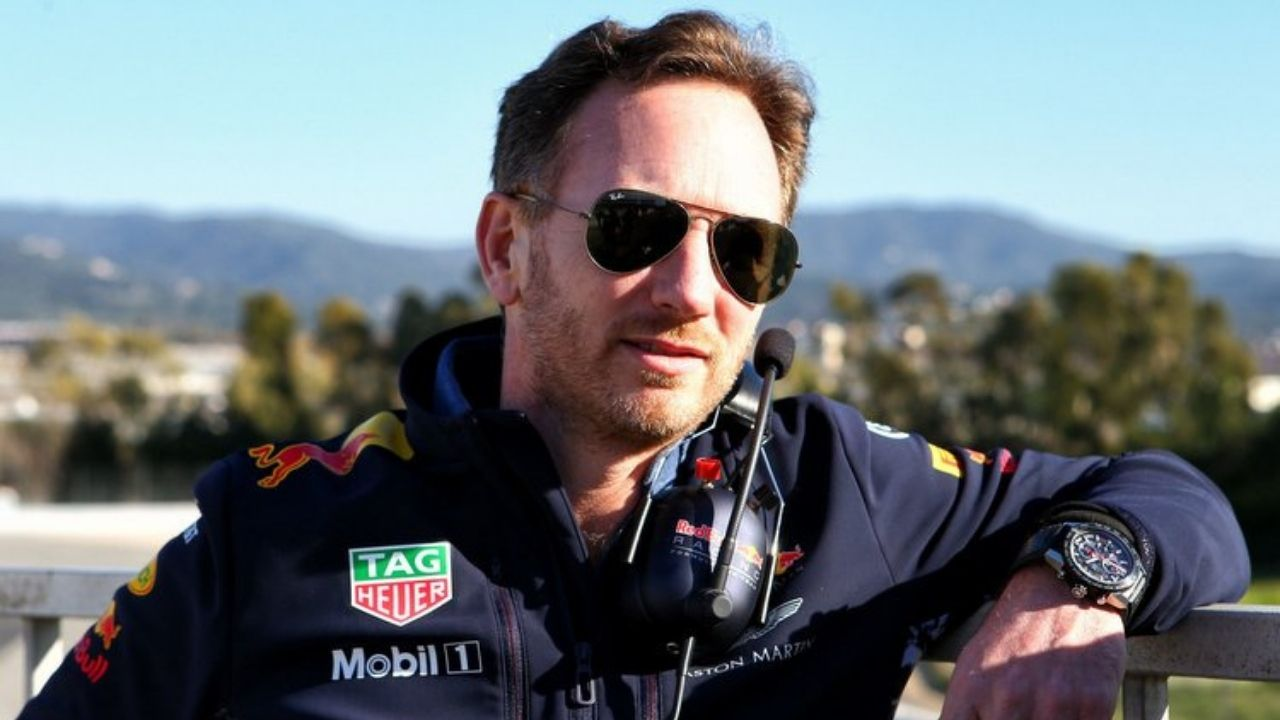 """""""Maybe one day he will need an engine from us!""""– Christian Horner on making Mercedes regret"""