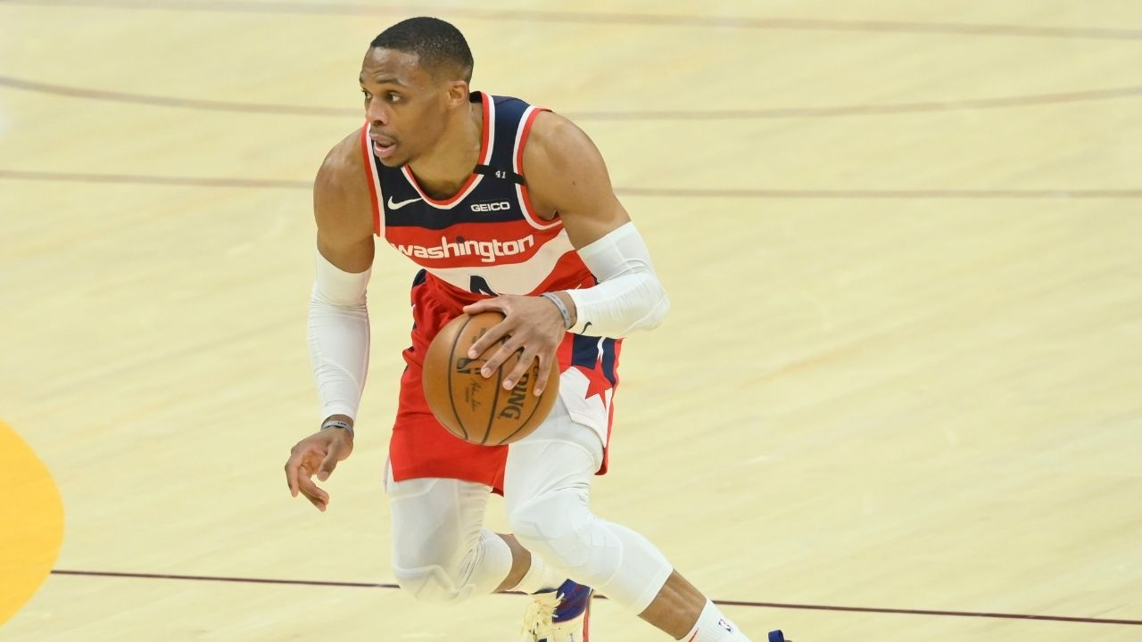"""Russell Westbrook is the best athlete in NBA History"": Paul Pierce praises the Wizards' star as he draws closer to Oscar Robertson's triple-double record"