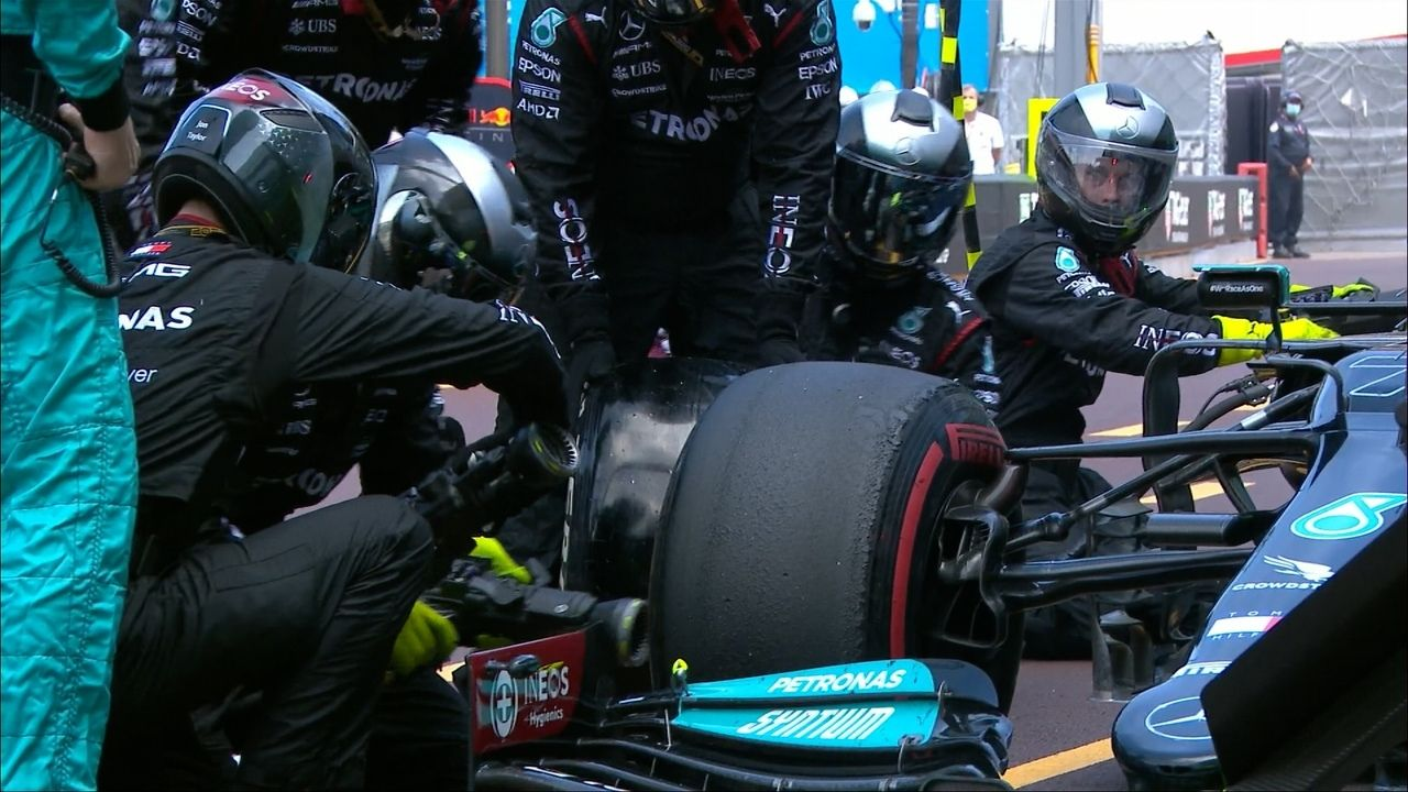 """""""It's a circumstance that cost Valtteri dearly"""" - Explaining the Valtteri Bottas pit stop at Monaco GP"""