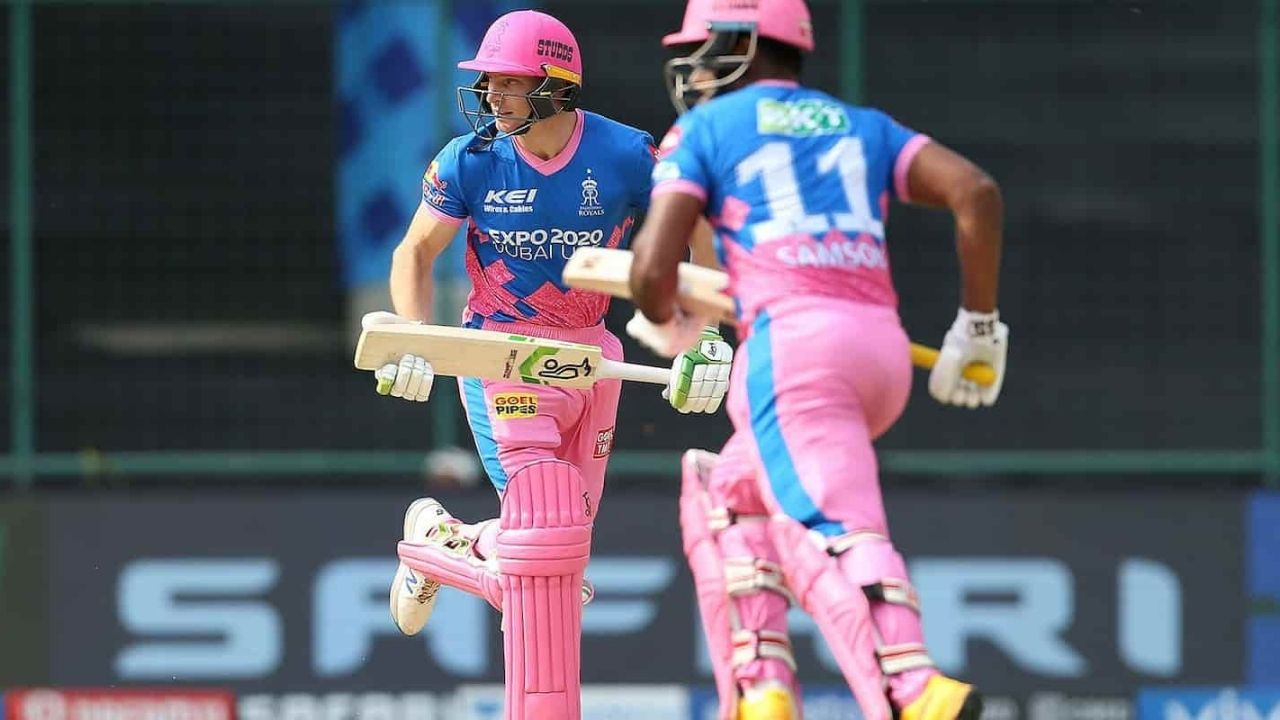 """""""Great learning experience for him"""": Jos Buttler lauds Sanju Samson's role in maiden IPL season as Rajasthan Royals captain"""