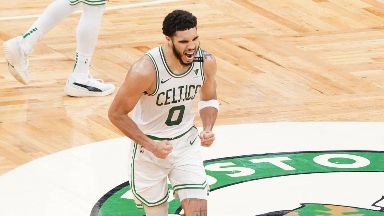 Jayson Tatum 60 point game: NBA Fans melt down on Twitter as Boston Celtics complete a whopping 32-point comeback against Demar DeRozan's Spurs