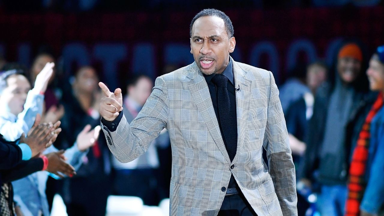 """""""The NBA needs to put a stop to this B******T"""": Stephen A Smith pleads the NBA to take stricter actions against unruly fans in the audience"""
