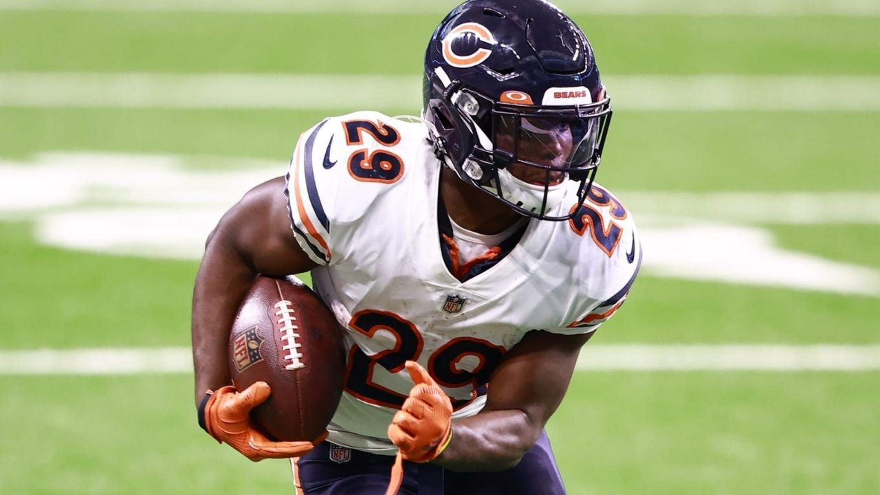 """""""If u live in the Raleigh area please be on the lookout"""": Bears RB Tarik Cohen posts note asking for help locating his lost brother."""