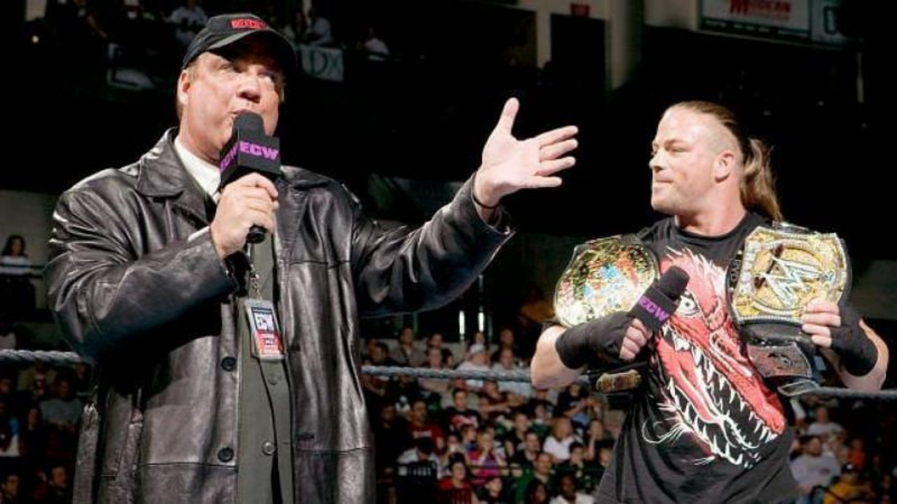 RVD recalls Paul Heyman booking that offended him