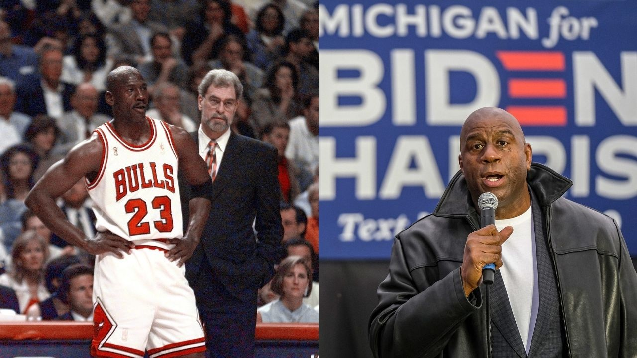 """""""I wanted to face the Blazers not Magic Johnson"""": Michael Jordan explains why the Bulls did not want to face the Lakers in the 1991 NBA Finals"""