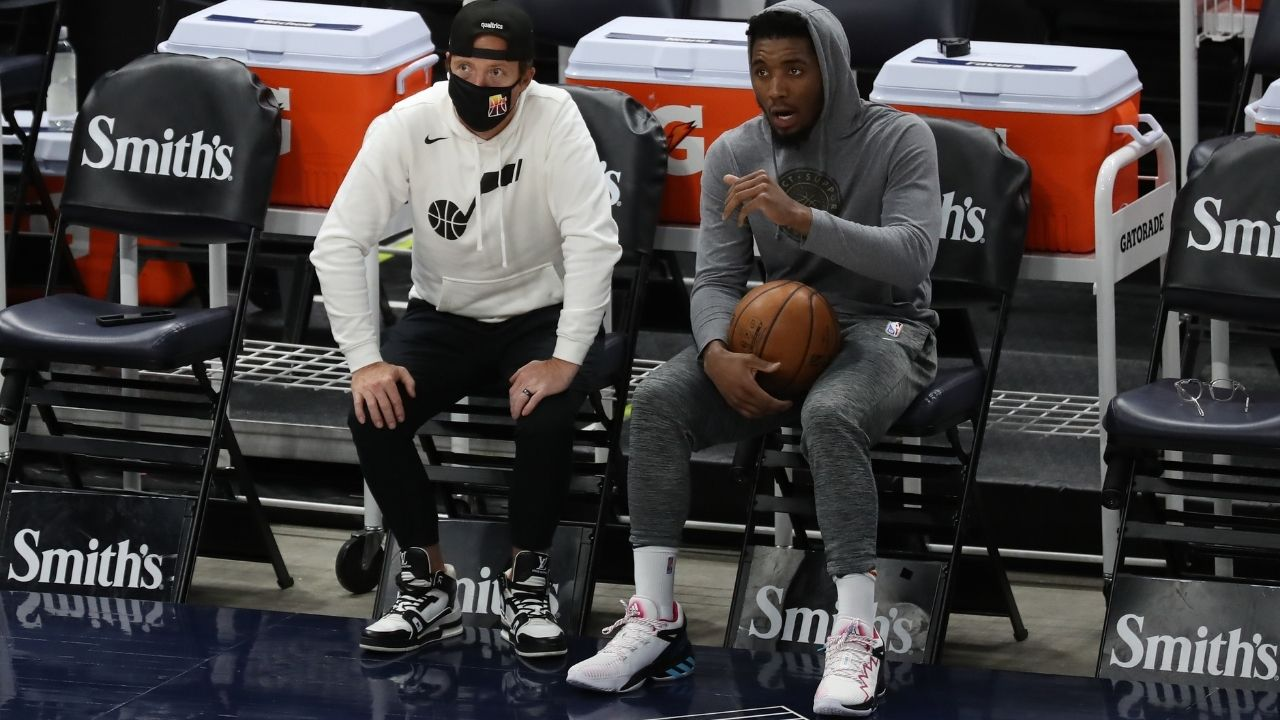 Is Donovan Mitchell playing tonight vs Memphis Grizzlies? Utah Jazz release injury report ahead of Game 2 against Ja Morant and co