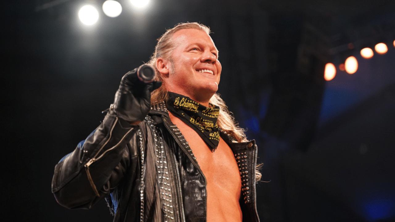 Chris Jericho Talks Potential AEW – NJPW Angle