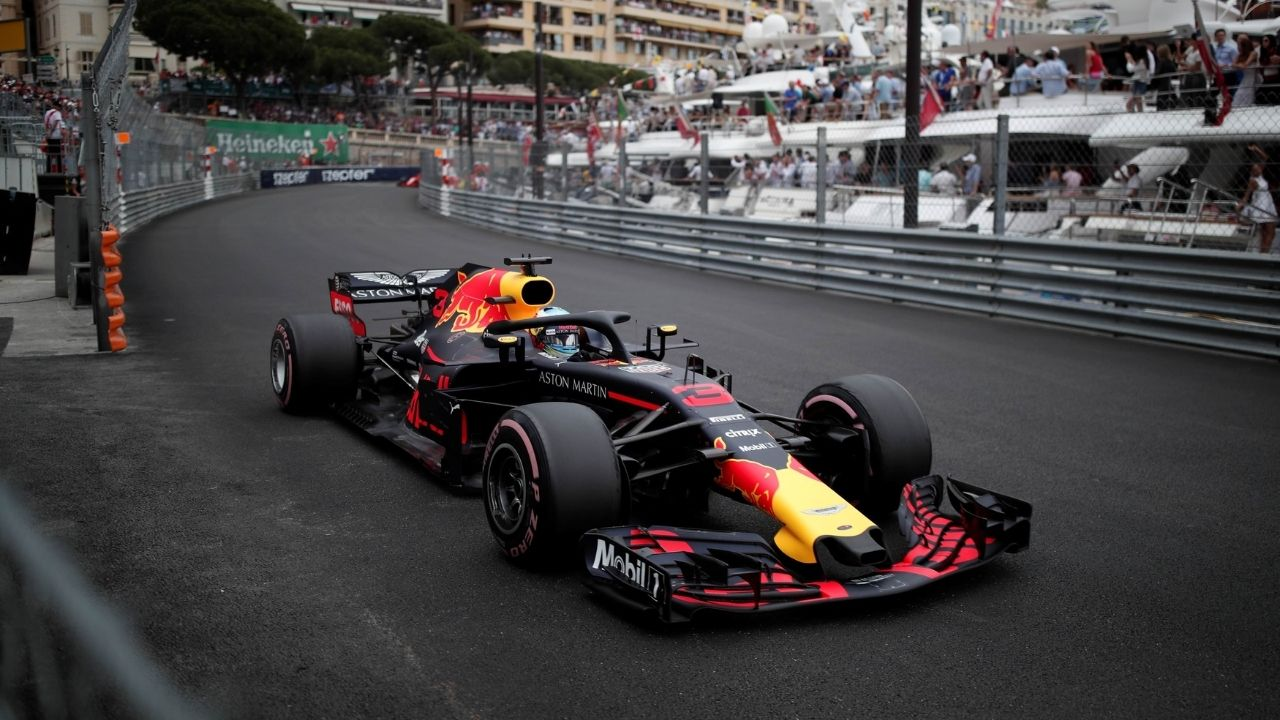 """""""We have a shot at winning the race""""– Christian Horner on Monaco Grand Prix"""