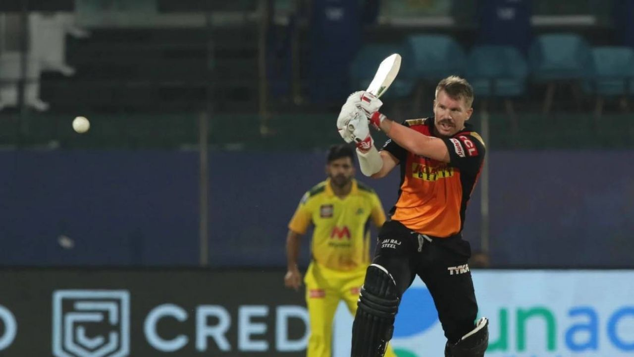 What happened to David Warner: Why is David Warner not playing today's IPL 2021 match vs Rajasthan Royals?