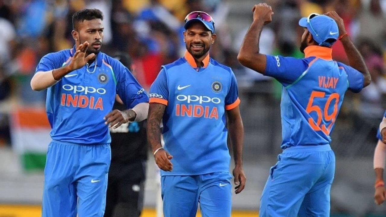 India captain vs Sri Lanka: Shikhar Dhawan or Hardik Pandya might lead India on Sri Lanka tour