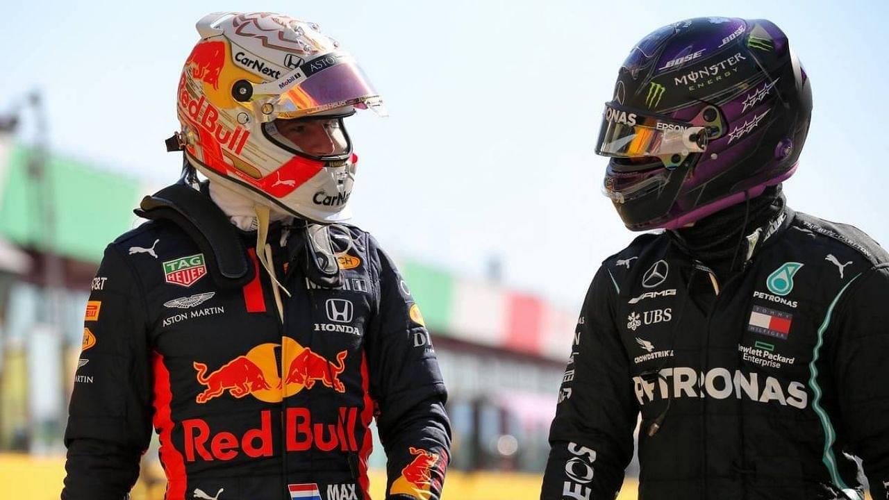 """He has had no rivals""– Max Verstappen on Lewis Hamilton"