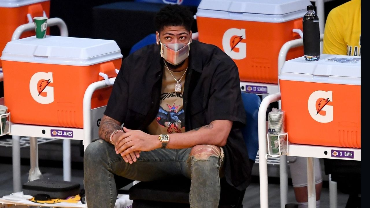 """""""Anthony Davis can now live life like the Fresh Prince"""": Lakers star's new $32 million, 17000 square foot Bel Air mansion is a sight to behold"""