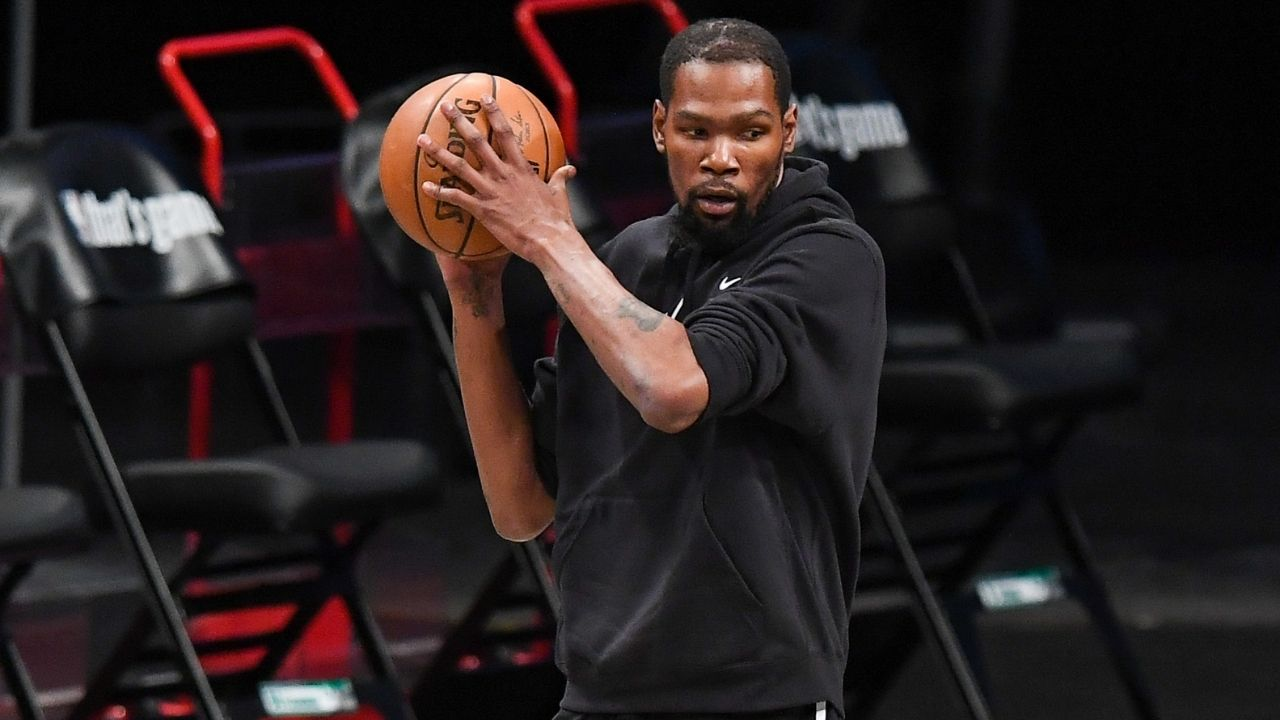 """""""Kevin Durant will enter GOAT conversation if he wins the NBA championship this year"""": Jay Williams controversially suggests Nets star's"""