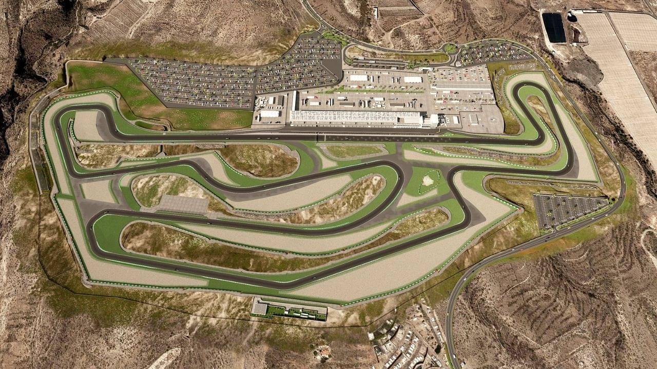 Bren Cabildo Insular Circuit de Tenerife: Potential replacement to Circuit de Barcelona-Catalunya awaiting FIA approval