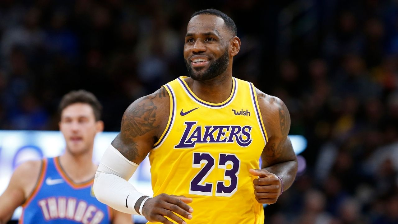 """""""Has LeBron James been vaccinated?"""": Cryptic statement by NBA regarding no suspension for the Lakers' leader puts fans at odds"""