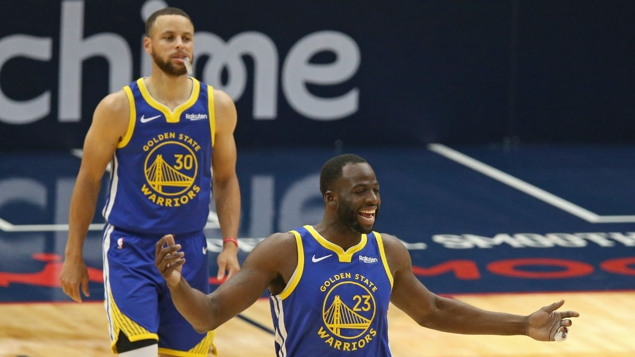 """""""You'd put Draymond Green in there if you know anything about basketball"""": Larry Brown makes a case for the Warriors' forward as one of the best players in the NBA"""