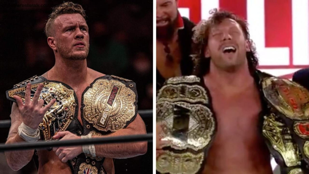 Kenny Omega says Will Ospreay injured himself and vacated IWGP title because he tried to fill his shoes