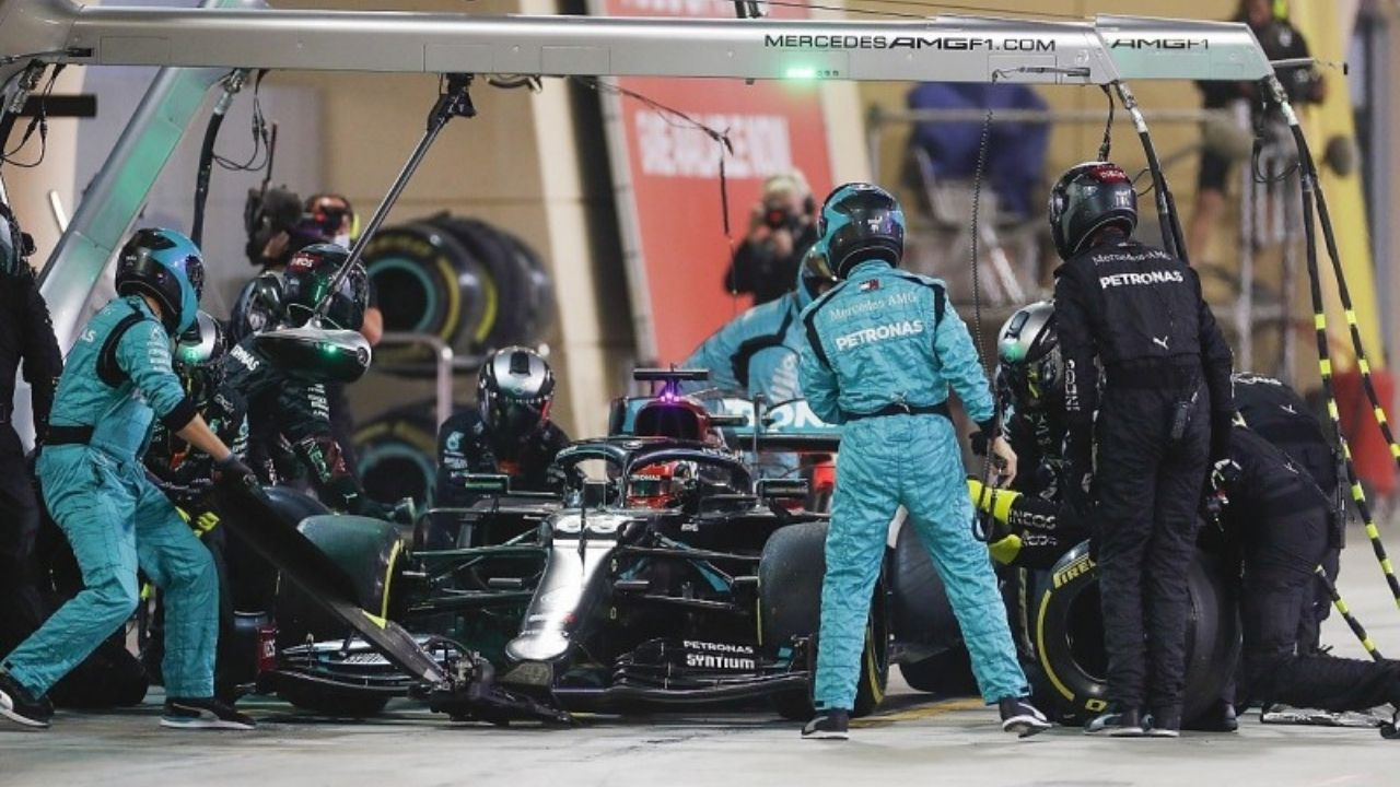 """""""The undercut was the only chance that we had""""– Mercedes claims it saw potential in disastrous Monaco GP stratergy"""