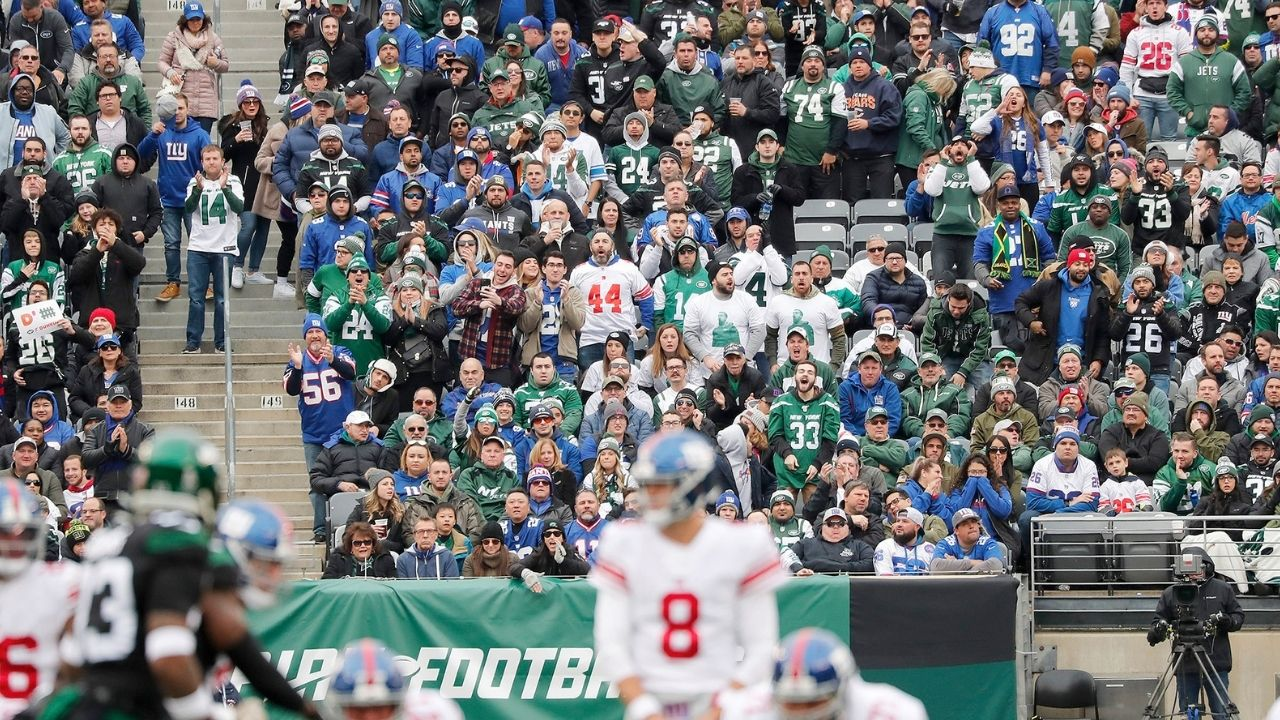 """""""I think the prospects are pretty good"""": MetLife Stadium Could Be at Full Capacity for New York Jets and Giants Games in 2021"""