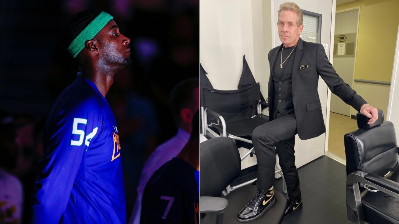 """""""Skip Bayless, you pale-faced lil b**** boy"""": Kwame Brown spectacularly roasts FS1 Undisputed and First Take hosts while thanking Jalen Rose"""