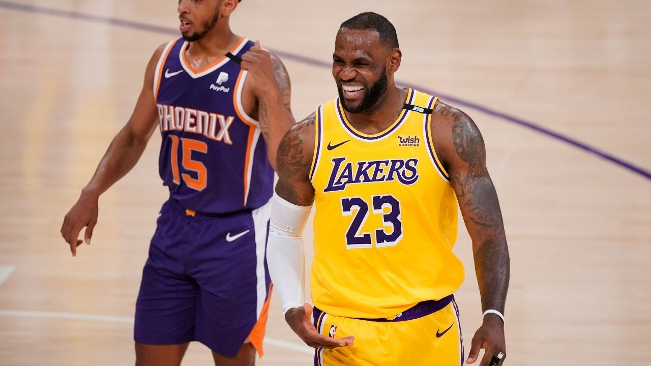 """""""Orlando gives me PTSD"""": LeBron James claims that he would rather retire than to be traded to the Orlando Magic from the Lakers"""