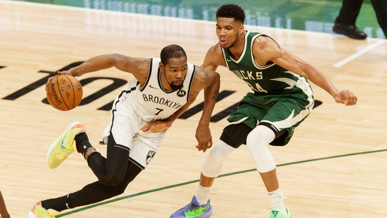 """""""Giannis Antetokounmpo has better numbers than his MVP season, why isn't he winning?"""": NBA insider questions the wisdom of MVP criteria being used currently"""
