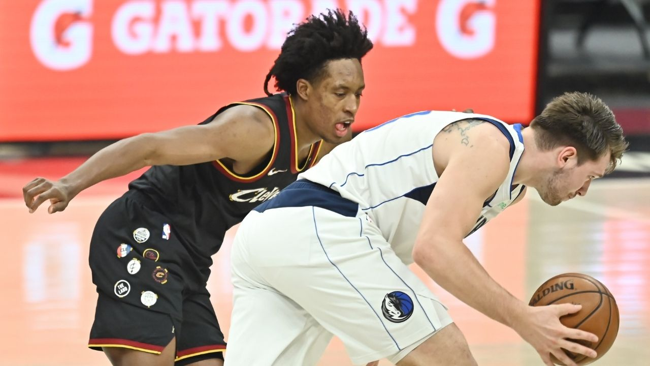 """""""Luka Doncic punched Collin Sexton on the balls"""": Mavs superstar clarifies post-game that his ejection-worthy offense against Cavs was unintentional"""