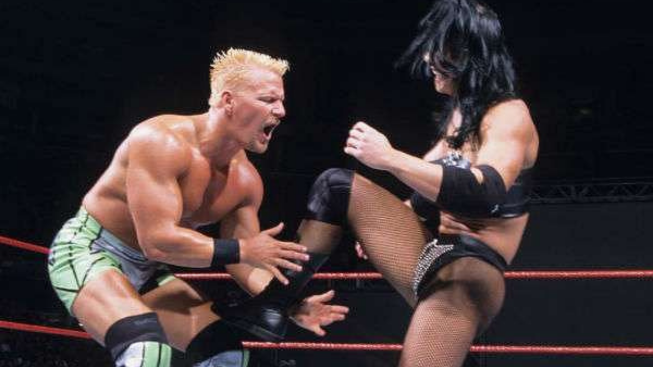 Jeff Jarrett discusses whether he considered refusing to lose the Intercontinental Championship to Chyna