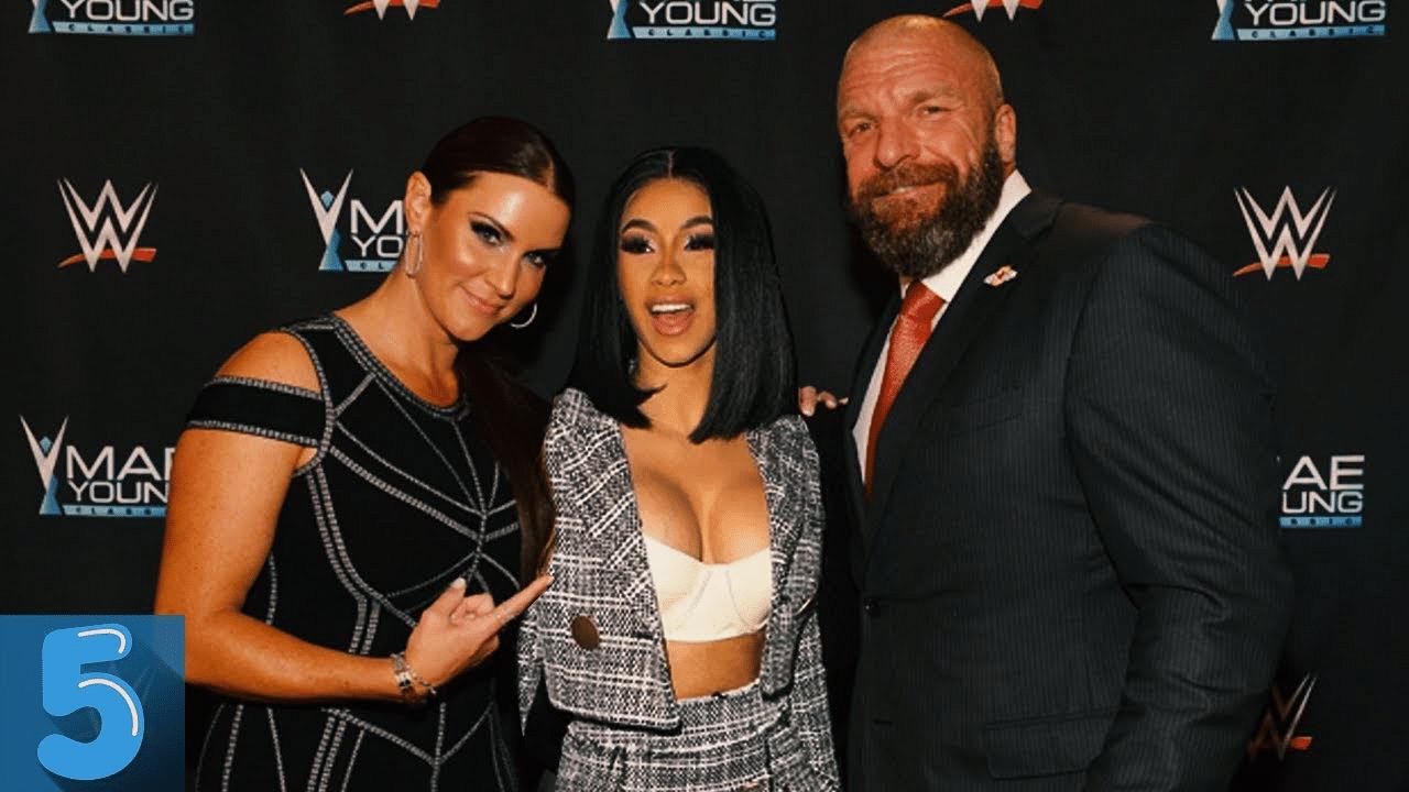 Cardi B will reportedly host WWE SummerSlam 2021