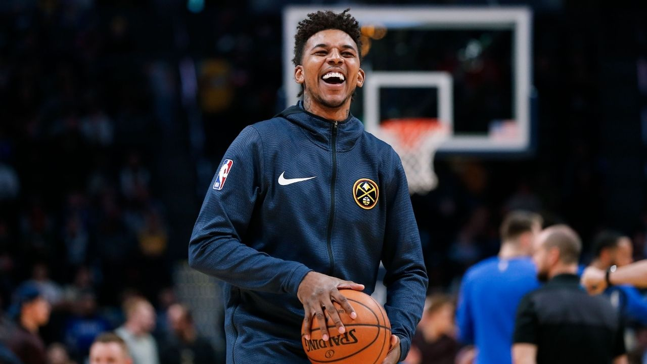 """""""Kwame Brown lol"""": Nick Young declares the former Lakers forward unanimous winner of his beef with Stephen Jackson and co"""
