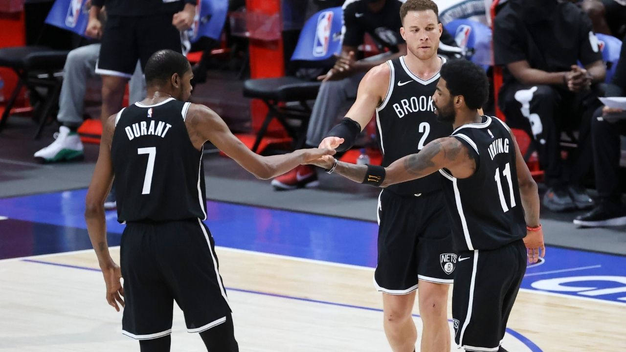 """""""Kyrie Irving can flake, James Harden can erode, Kevin Durant can pout"""": Colin Cowherd puts out several of flaws within the Brooklyn Nets roster"""