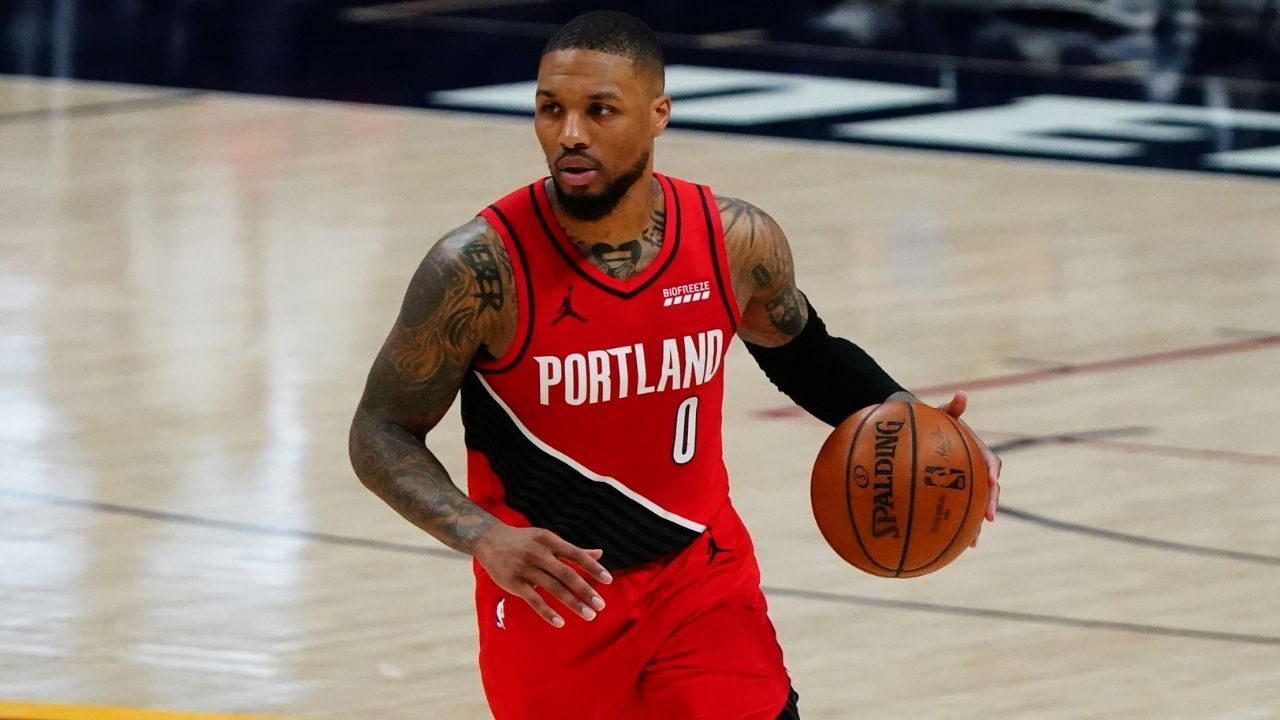 """""""I'm not going to play with LeBron James and the Lakers!"""": Damian Lillard reveals why he wouldn't suit up for the Purple and Gold, for at least this season"""