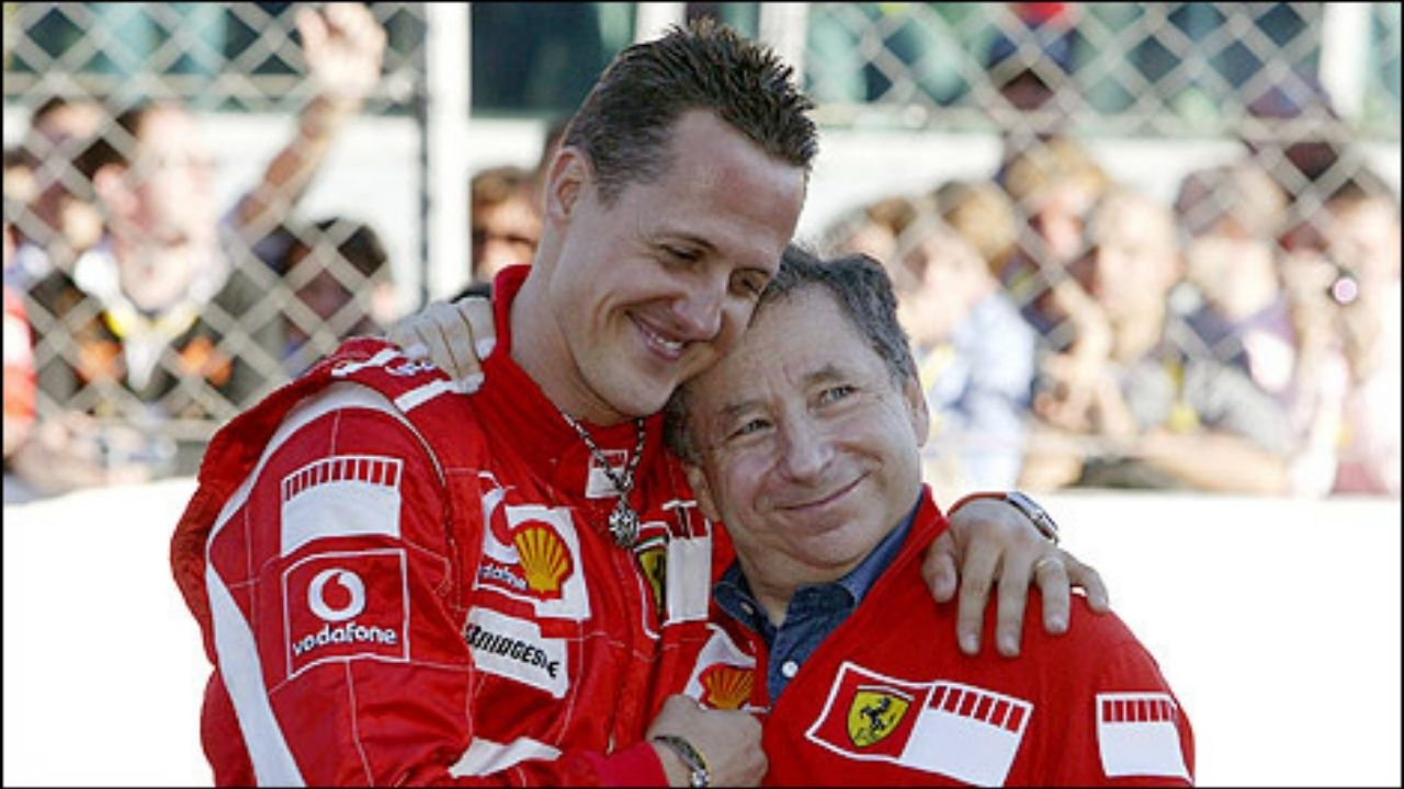 """""""I see Michael at least twice a month""""– Michael Schumacher is Jean Todt's priority"""