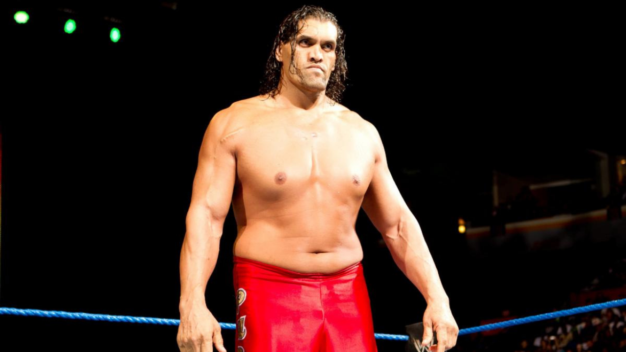 The Great Khali opens up on what instructions he was given before WWE debut