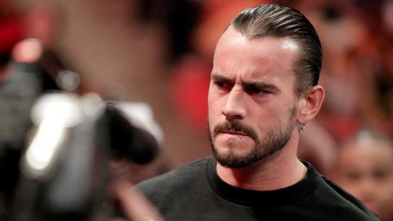 CM Punk recalls scary moment from his time in WWE