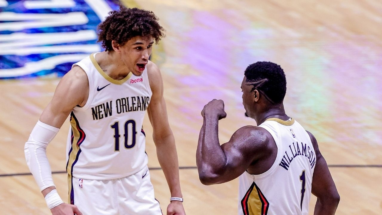 """""""Zion Williamson is already a top 10 NBA player"""": Pelicans VP David Griffin lauds the 20-year-old superstar after his tremendous 2nd season"""