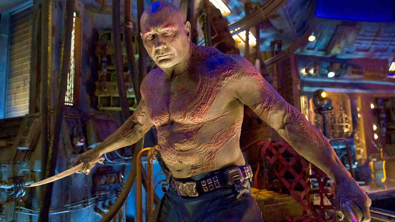 Dave Batista hints at Guardians of the Galaxy Vol.3 being his last gig as Drax