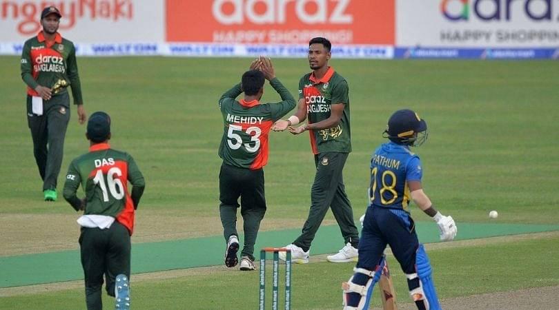 BAN vs SL Fantasy Prediction: Bangladesh vs Sri Lanka 2nd ODI – 25 May (Dhaka). Shakib al Hasan, Dhananjaya de Silva, Mushfiqur Rahim, and Danushka Gunathilaka will be the players to look out for in this game.