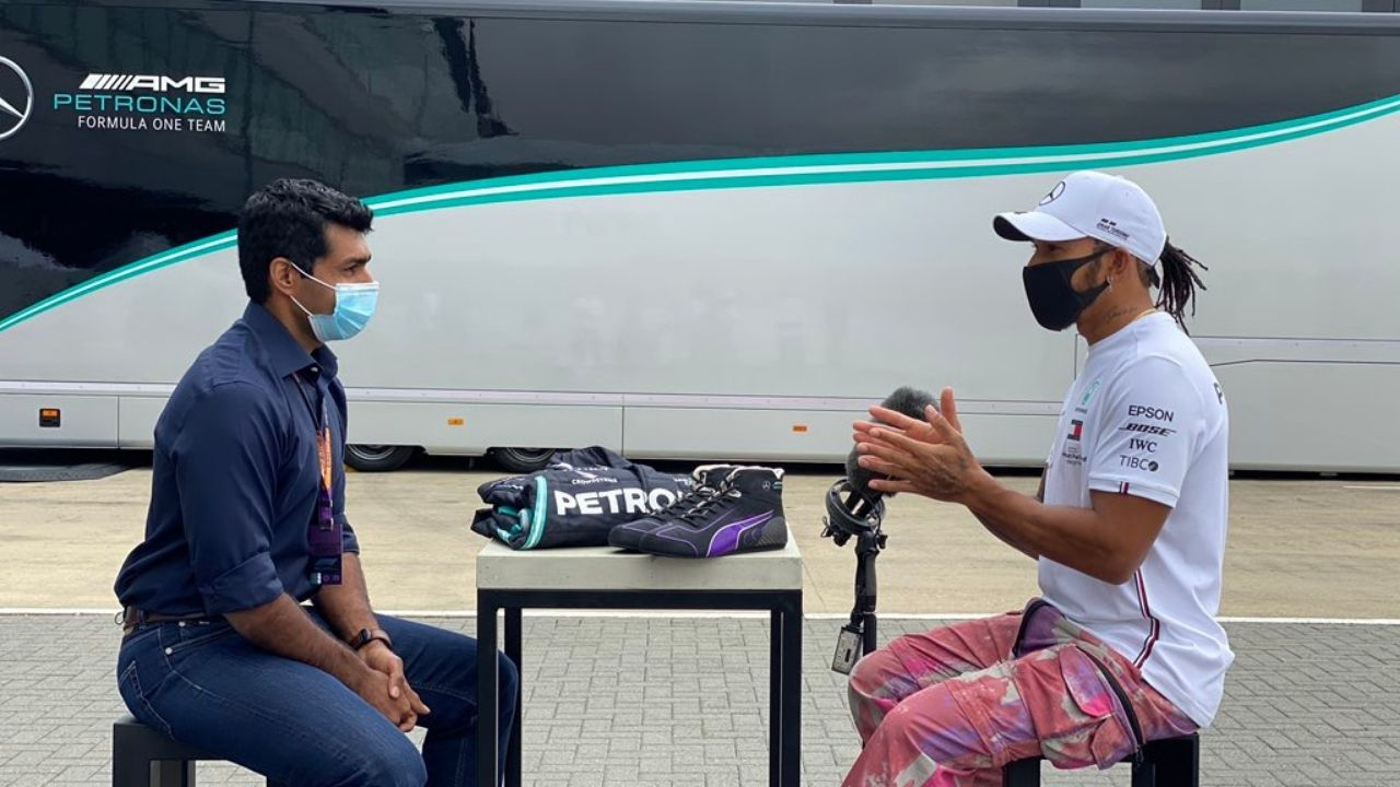 """""""Would love to see more Indians given an opportunity to work in the sport"""" - Karun Chandhok advocates for diversity in F1"""