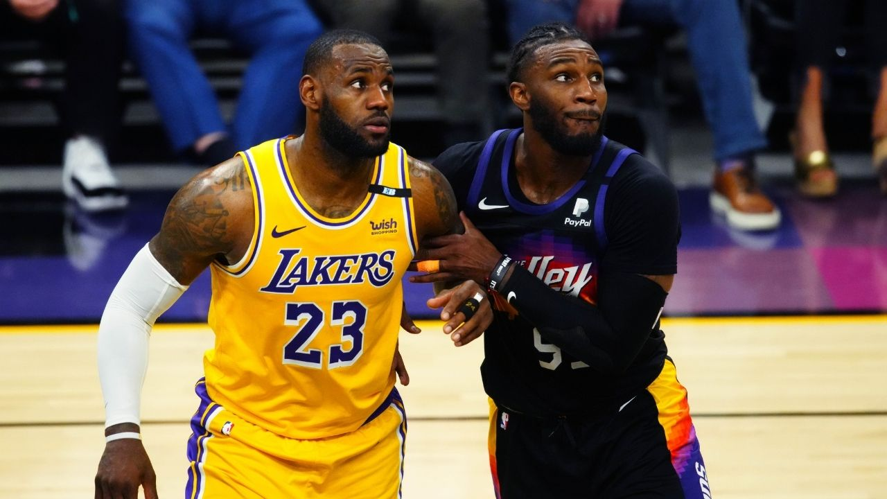 """""""We always try to get out teams and fans excited"""": LeBron James talks about matching up against former teammate Jae Crowder"""