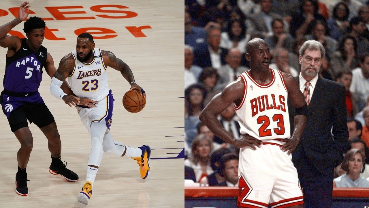 """""""Michael Jordan will star alongside LeBron James"""": Don Cheadle alludes to appearance from the 'GOAT' alongside Lakers superstar in Space Jam 2"""