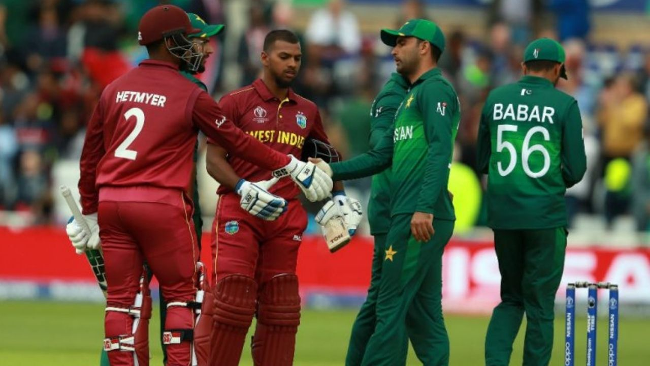 Pakistan tour of West Indies 2021: Pakistan to play five T20Is and two Tests in West Indies' grand home summer