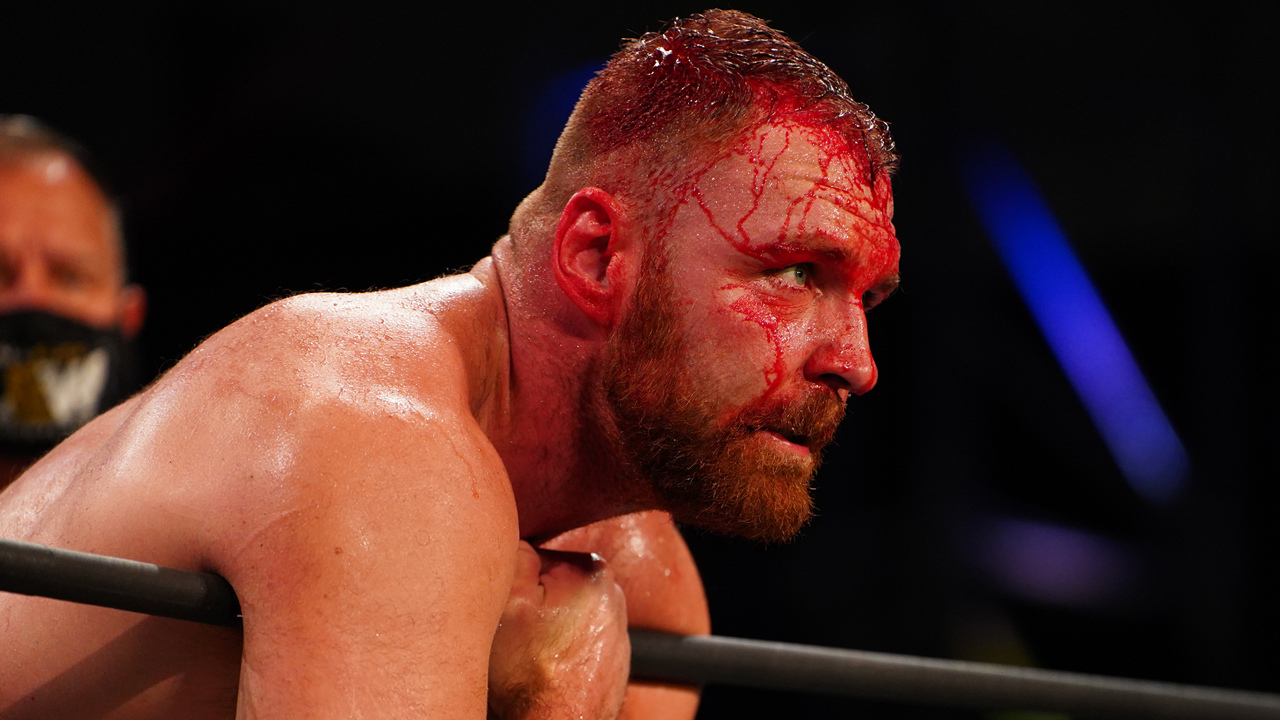 Renee Paquette reveals the most uncomfortable spot from Jon Moxley's matches