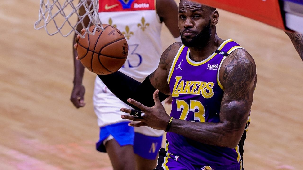 """""""LeBron James is an incredible husband and all-around great guy"""": Stephen A. Smith scoffs at the idea of the Lakers MVP being underappreciated"""