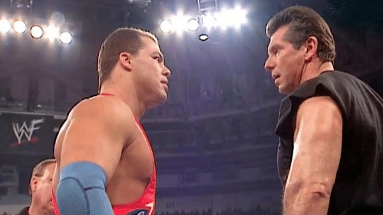 Kurt Angle recalls events leading upto WWE departure