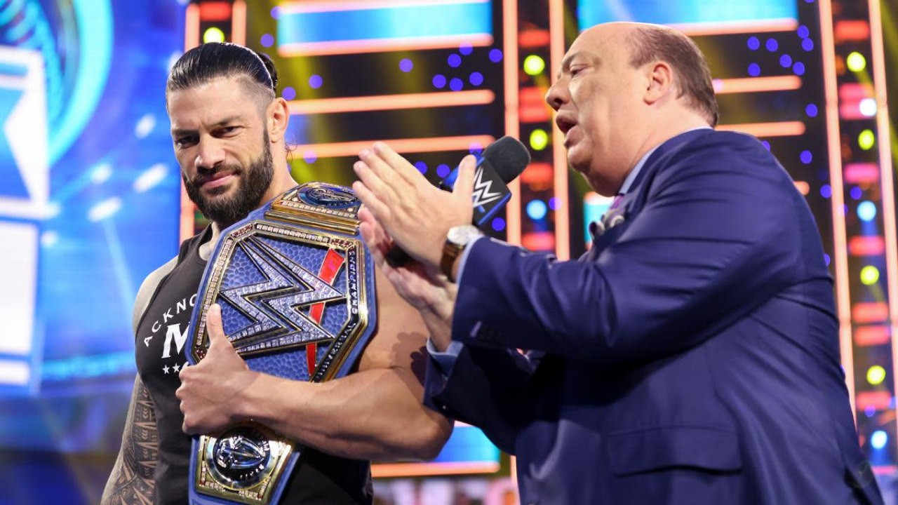 Roman Reigns makes shoot demands to WWE